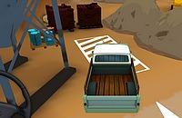 3D Amerikaanse Truck