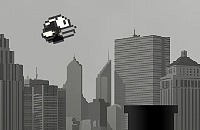 Flappy Bird Noir