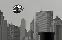 Flappy Bird Noir