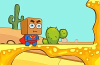 Play:Toy Block Superman