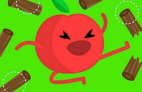 Play:Super Fruits Dojo