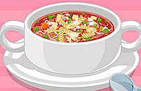Play:Minestrone Soup
