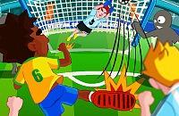 Speel nu het nieuwe voetbal spelletje WK 2014 - Zoek de Verschillen