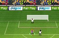 Speel nu het nieuwe voetbal spelletje De Kampioenen 2014