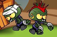 Los Zombis No Pueden Saltar