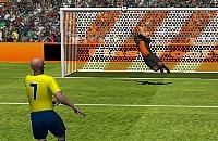 Speel nu het nieuwe voetbal spelletje Penalty Fever 3D