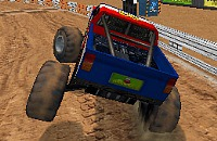 Play:Monster Wheels 3D