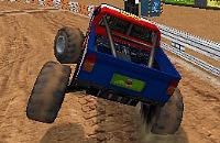 Monster Wheels 3D