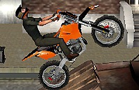 Dirt Bike 3D - Stunt City