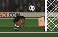 Speel nu het nieuwe voetbal spelletje Voetbal Koppen