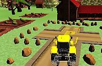 Tractor Parking 3D