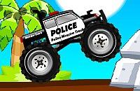 Politie Monster Truck