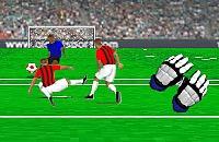 Speel nu het nieuwe voetbal spelletje Italiaanse Keeper