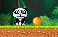 Pandas lieben Orangen