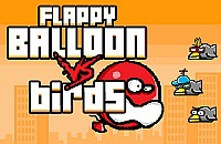 Flappy Balloon VS Birds