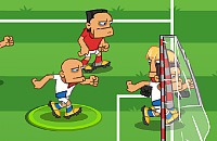 Speel nu het nieuwe voetbal spelletje WK Voetbal 2014