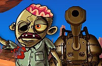 New Game: Zombie Tank