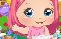 Play:Baby Alice Tea Party
