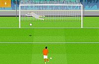 Speel nu het nieuwe voetbal spelletje WK Penalty