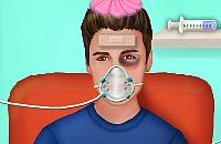 Justin Bieber in Hospital