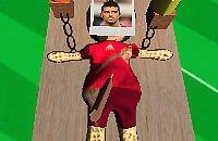 Speel nu het nieuwe voetbal spelletje WK Voodoo Poppetje