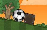 Speel nu het nieuwe voetbal spelletje Score de Goal
