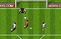 Speel nu het nieuwe voetbal spelletje WK 2014