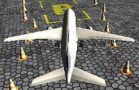 Play:3D Airplane Parking