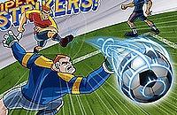 Speel nu het nieuwe voetbal spelletje Super Spitsen