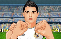 Speel nu het nieuwe voetbal spelletje Ronaldo vs Messi Gevecht