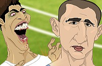 Speel nu het nieuwe voetbal spelletje Zombie WK