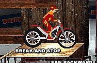Trial Bike Training