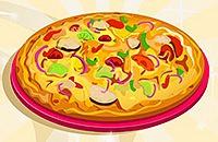 Play:Ratatouille Pizza