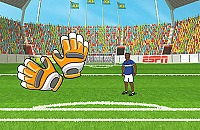Speel nu het nieuwe voetbal spelletje FIFA World Cup - Penalty