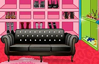 Decorate Your Walk In Closet 1
