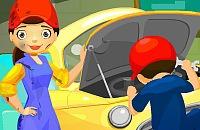 Speel:Garage Rush