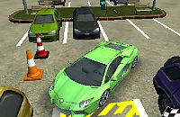 Skill 3D Parking - Mall Madness