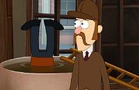 Sherlock Holmes - Theewinkel Moord