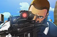 Speel:Sniper Politie Training