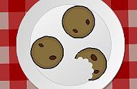 Speel:Koekjes Eten 2