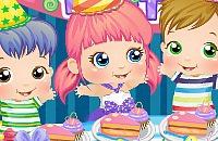 Speel:Verjaardagsfeestje van Baby Alice