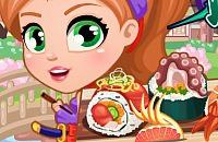 Play:Ninja Sushi