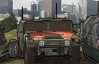Speel:Legervoertuigen Team
