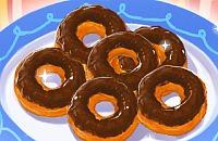 Speel:Lekkere Chocolade Donuts
