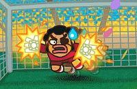 Speel nu het nieuwe voetbal spelletje Foot Chinko