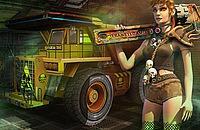 Skill 3D Parking - Radioactive Rumble