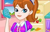 Speel:Restaurantkeuken Schoonmaken 3