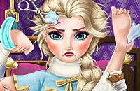 Play:Elsa Hospital Recovery