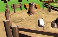 Schwein Parken