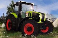 Tracteur Agricole Cargo